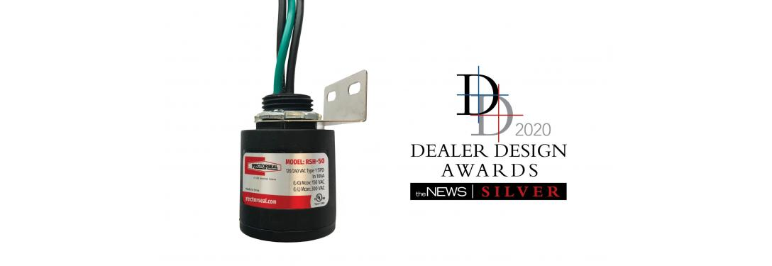RectorSeal RSH-50 Award