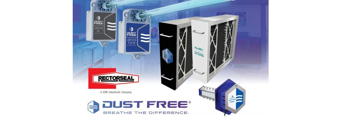 RectorSeal Adds Indoor Air Quality Products To Support Growing Market Segment
