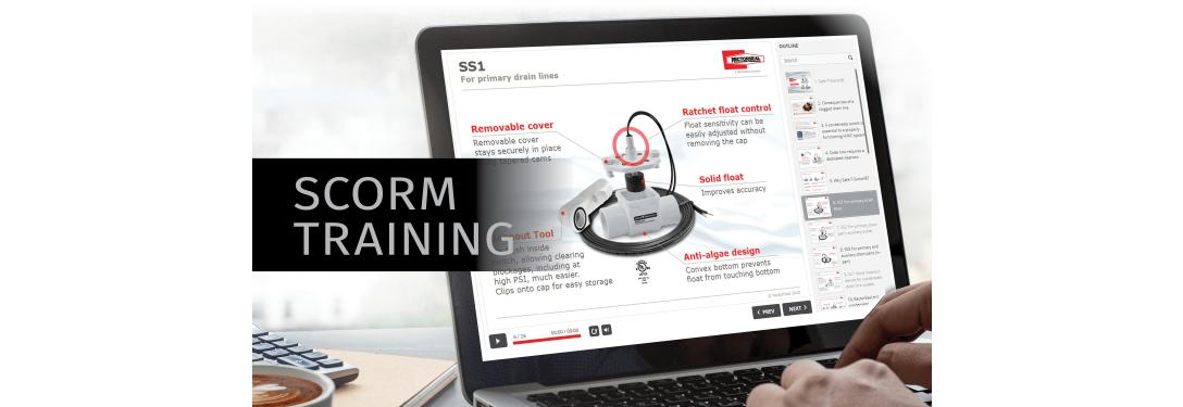 RectorSeal Training Programs are Now SCORM Conformant