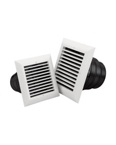Air Diffusers - Exhaust Grill
