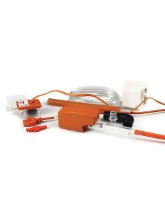 Aspen Mini Orange Univ Pump 100-250V