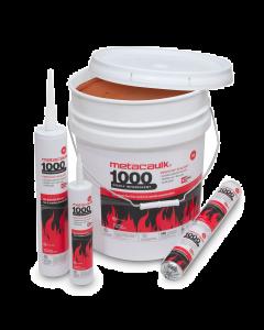 Metacaulk 1000 Intumescent Firestop Sealant